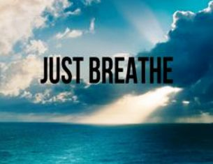 Just Breathe piccola